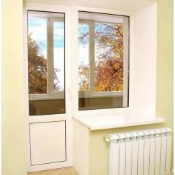 Двері на балкон
