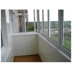 Обшивка балконів (1)