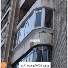 Виносний балкон 011