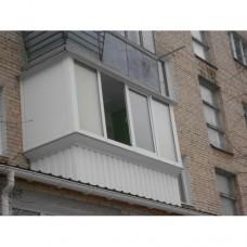 Виносний балкон 003
