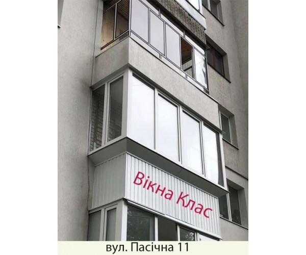 Виносний балкон 030