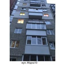 Виносний балкон 016