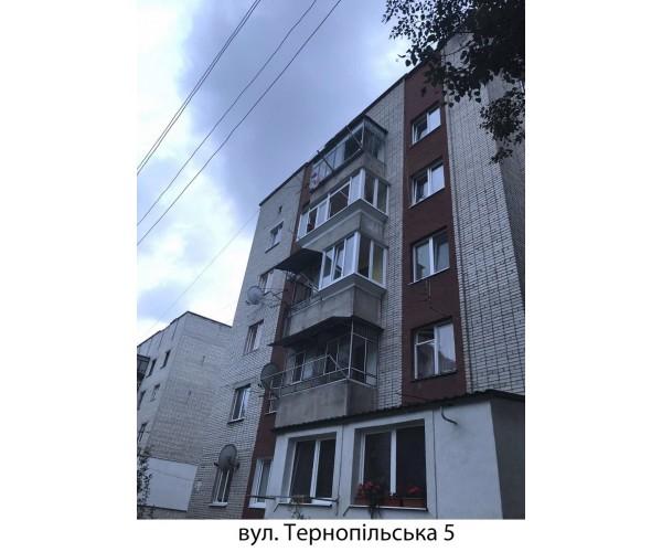 Виносний балкон 017