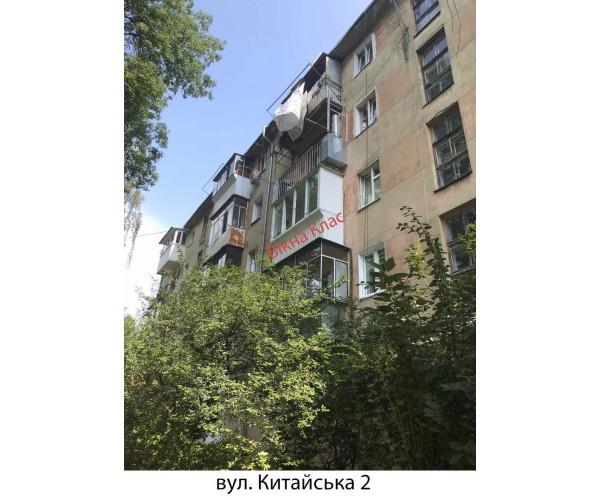 Виносний балкон 018