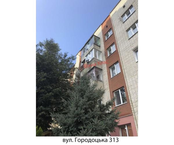 Виносний балкон 020