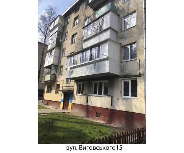 Балкон заливкою плити 010