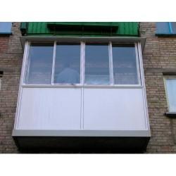 Засклення балконів (15)