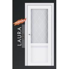 Двері міжкімнатні модель Laura Еко Шпон Італія
