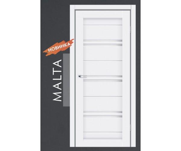 Двері міжкімнатні модель Malta Еко Шпон Італія