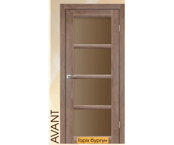 Двері міжкімнатні модель Avant Японський шпон