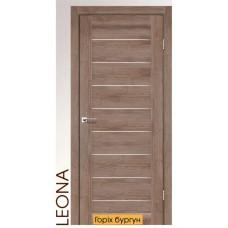 Двері міжкімнатні модель Leona Японський шпон