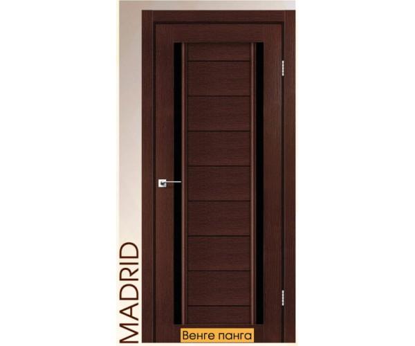 Двері міжкімнатні модель Madrid Японський шпон