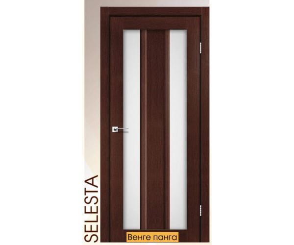Двері міжкімнатні модель Selesta Японський шпон