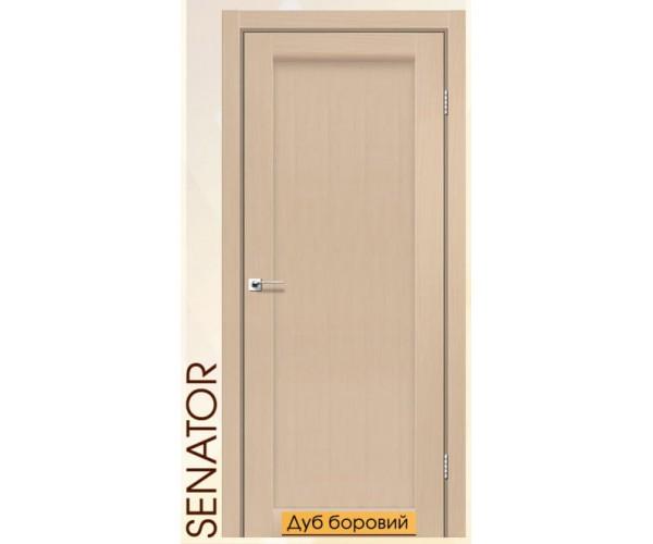 Двері міжкімнатні модель Senator Японський шпон