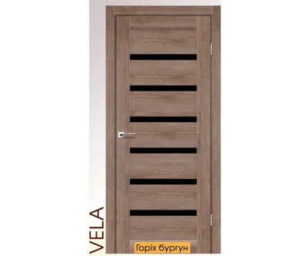Двері міжкімнатні модель Vela Японський шпон