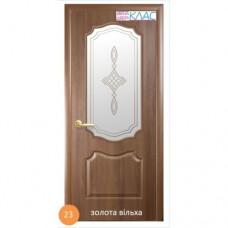 Двері міжкімнатні Ніка №23 (скло)