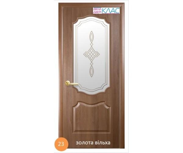 Двері Ніка №23 (скло)