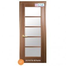 Двері міжкімнатні Ніка №27 (скло)