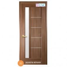 Двері міжкімнатні Ніка №32 (скло)