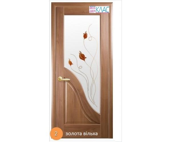 Двері міжкімнатні Ніка №2