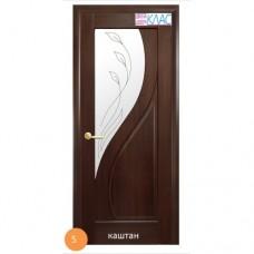 Двері міжкімнатні Ніка №5 (скло)