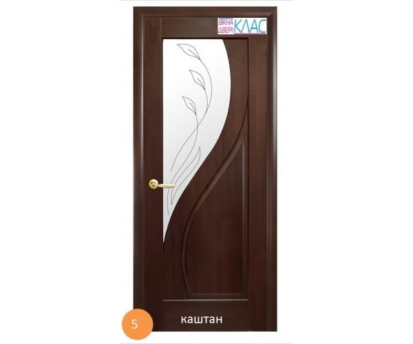 Двері Ніка №5 (скло)