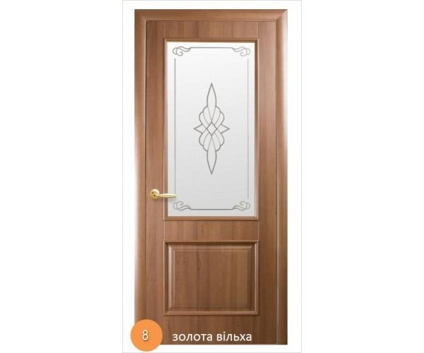Двері Ніка №8 (скло)
