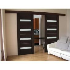 Розсувні міжкімнатні двері модель 4