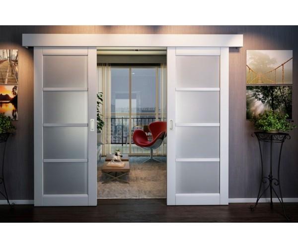 Розсувні міжкімнатні двері модель 6