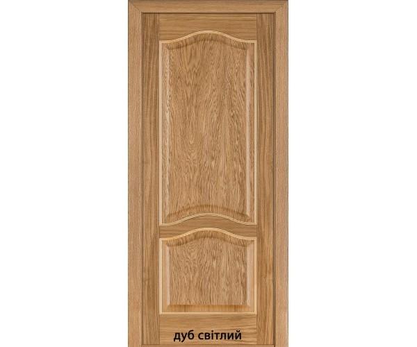 Двері міжкімнатні шпоновані №03 класік
