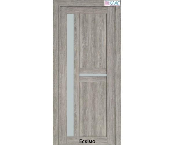 Двері міжкімнатні екошпон №106 нано