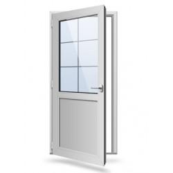 Двері вхідні металопластикові (20)
