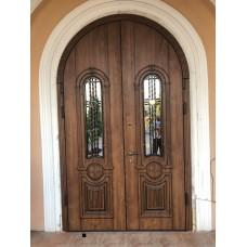 """Двері вхідні вуличні """"Еліт"""" аркові"""