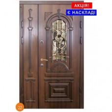 """Двері вхідні група """"Акційні"""" модель 022"""