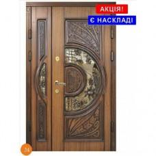"""Двері вхідні група """"Акційні"""" модель 024"""