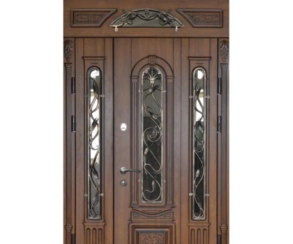 """Двері вхідні група """"Акційні"""" модель 020"""