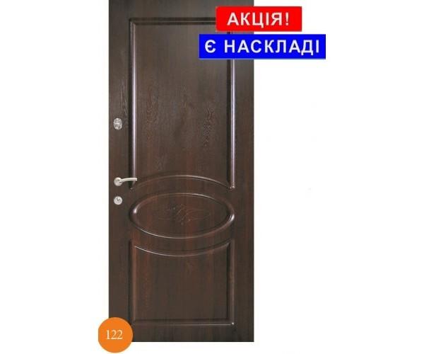 """Двері вхідні група """"Акційні"""" модель преміум 111"""