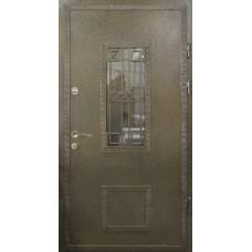 Двері вхідні металеві в під'їзд M10 970 х 2050