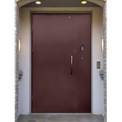 Двері металеві в під'їзд (14)