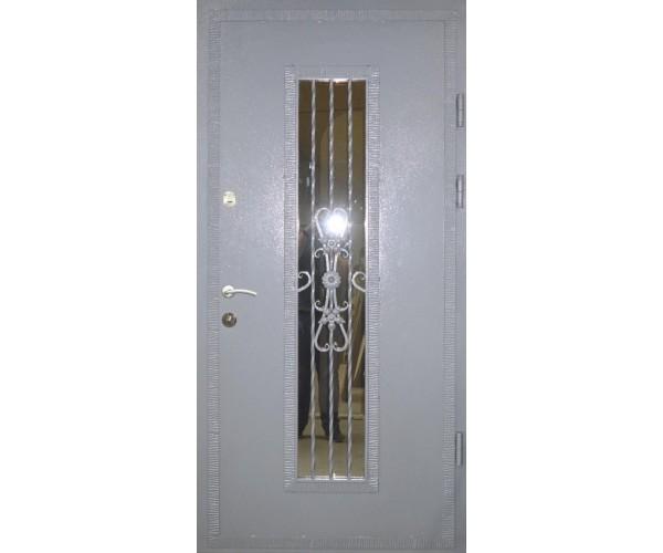Двері вхідні металеві в під'їзд M11 970 х 2050