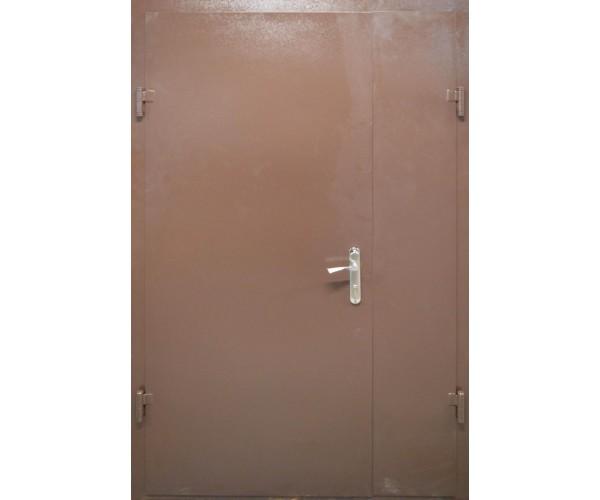 Двері вхідні металеві в під'їзд M14 1170х 2050