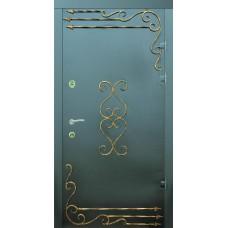 Двері вхідні металеві в під'їзд M3 970 х 2050