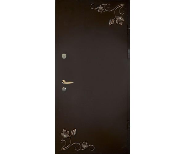 Двері вхідні металеві в під'їзд M6 970х 2050