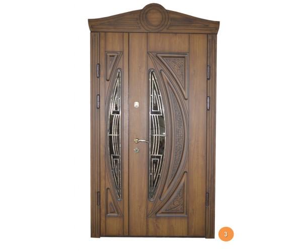 """Двері вуличні """"Еліт"""" модель 003"""