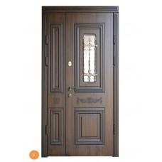 """Двері вхідні вуличні """"Еліт"""" модель 006"""