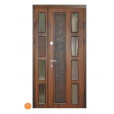 """Двері вхідні вуличні """"Еліт"""" модель 007"""