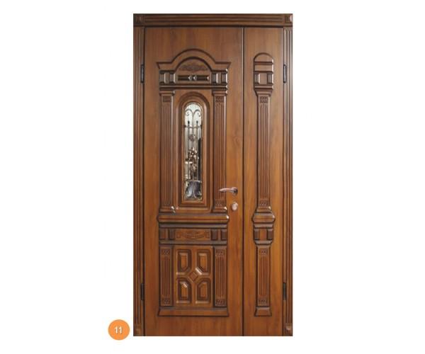 """Двері вуличні """"Еліт"""" модель 011"""