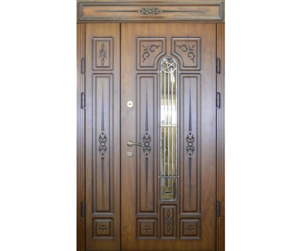 """Двері вхідні вуличні """"Еліт"""" модель 013"""