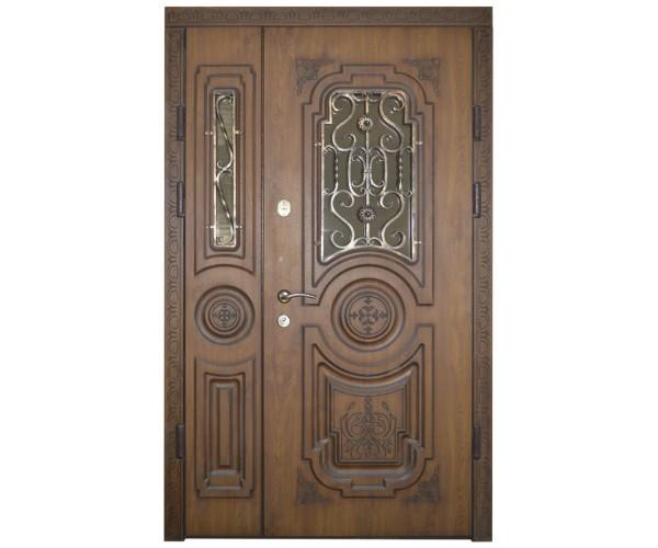 """Двері вхідні вуличні """"Еліт"""" модель 014"""