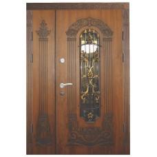 """Двері вхідні вуличні """"Еліт"""" модель 015"""